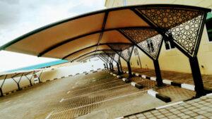 بناء مظلات في ام القيوين