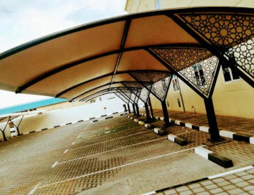 بناء مظلات في ام القيوين |0544956151| مظلات و سواتر